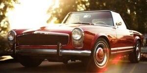 Classic Car Shipping Bay Area