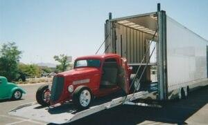 Bay Area Enclosed Auto Shipping